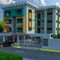 Vista Exterior - Apartamento de la Rosa