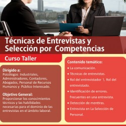 TECNICAS DE ENTREVISTAS