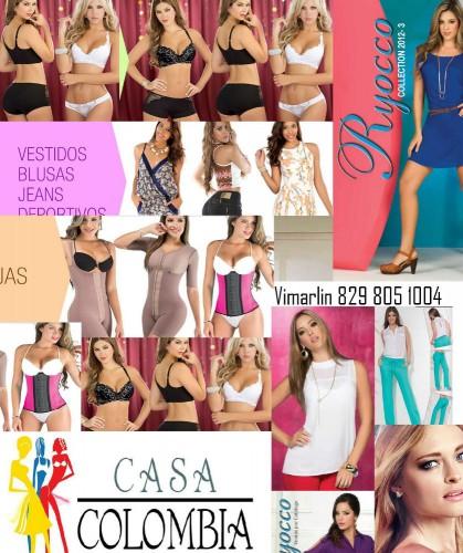 4599cd492 Sea parte en la venta por catálogo de ropa Colombiana
