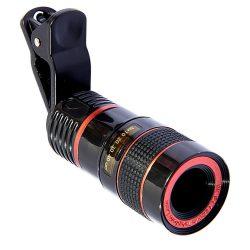 modelo de lente