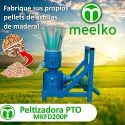 16- MKFD200P - WOOD CHIPS