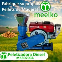 1. Peletizadora-Diesel-Madera
