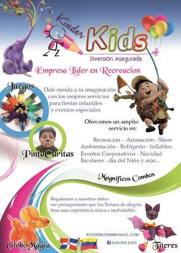 kinder kids payasitas (2)